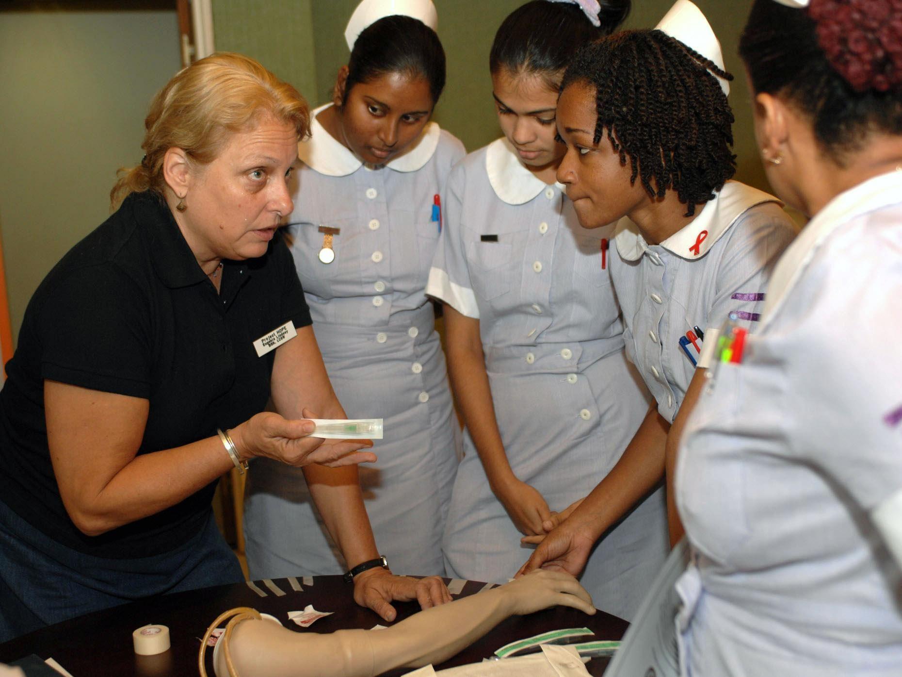 Digital Tools Improve Communication Skills for ESL Nursing