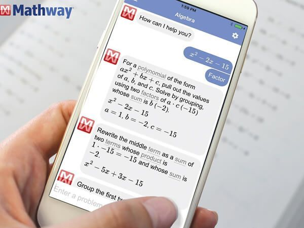 Mathway Solves Math Problems in an Instant - Toland Lawrence ... on